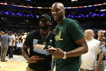 Lamar Odom Officially Joins Big3 Draft Pool