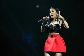 Nicki Minaj Loves Walmart's Version Of Her Blueface Remix