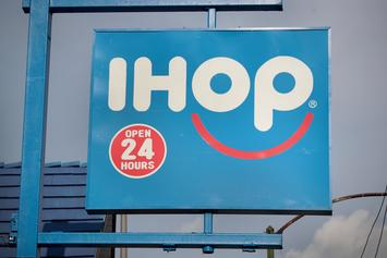 "IHOP's ""Name Change"" Actually Led To Spike In Burger Sales"