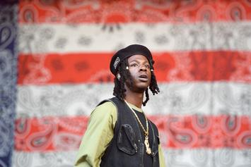 Joey Bada$$ Believes There's A Government Agenda Against Rappers