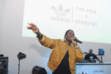 Pusha-T Scores Himself A Multi-Year Deal With Adidas