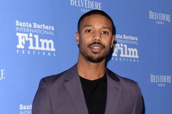 "Michael B. Jordan Reportedly Dating ""BlacKkKlansman"" Actress Laura Harrier"