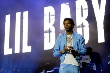 Lil Baby Shows Off His Swollen Face Following Police Altercation