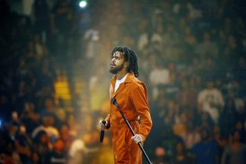 J. Cole Uplifts Travis Scott Over Grammy Snub, Congratulates Cardi B & More