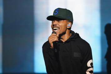 Chance The Rapper Says New Album Drops In July