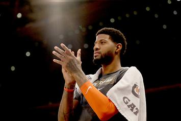 """Damian Lillard Endorses Paul George For MVP: """"He's On A Different Level"""""""
