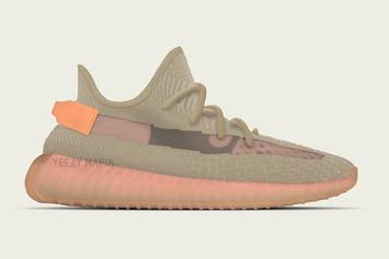 "Adidas Yeezy Boost 350 V2 ""Clay"" Coming Soon: New Images"