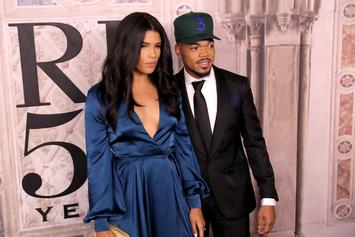 Chance The Rapper Shut Down Barneys So His Fiancée Could Shop In Peace