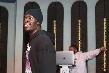 Sheck Wes Pulled From Major League Soccer Ad After Justine Skye's Abuse Allegations