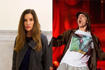 "Janice Dickinson Responds To Eminem Lyric About ""Sticking A D*ck"" In Her"