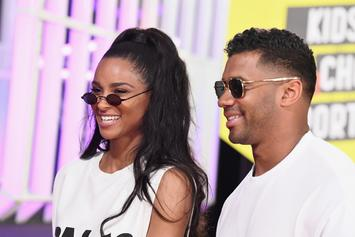 Russell Wilson & Ciara Explain Why They Love Each Other With Separate Insta Videos