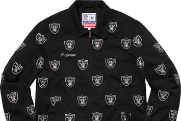 Supreme Teams Up With The Oakland Raiders For Fall/Winter 2019 Collection
