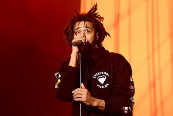 "J. Cole & J.I.D. Preview Possible ""Revenge Of The Dreamers 3"" Bangers"