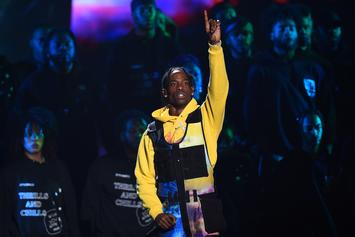 """Travis Scott Thanks The Wrong City During Kansas City """"Astroworld"""" Show"""