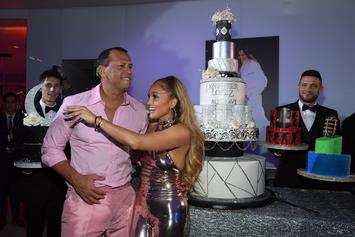 Jennifer Lopez Learns How To Pole-Dance & Alex Rodriguez Is Ecstatic