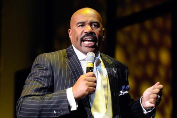 Steve Harvey Regrets One Part Of His Controversial Discussion With Mo'Nique