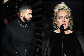 Drake & Adele Reportedly Had A Sunday Funday & Went Bowling Together In LA