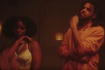 "J. Cole & Ari Lennox Reveal Intimate ""Shea Butter Baby"" Visuals"