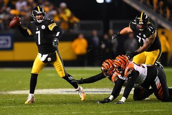 Pittsburgh Steelers GM Says Ben Roethlisberger Has The Right To Criticize Anyone