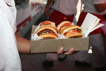 Golden State Warriors Debate: In-N-Out vs Whataburger vs Five Guys