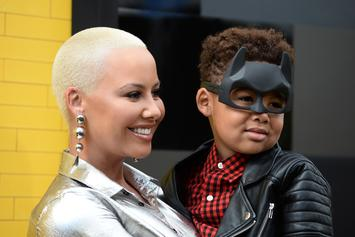Amber Rose & Wiz Khalifa's Son Sebastian Is So Happy It's His 6th Birthday