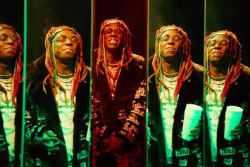 "Lil Wayne Joins Lil Pump In His New Video For ""Be Like Me"""