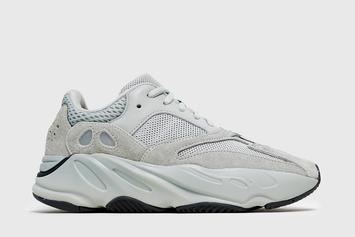 "Adidas Yeezy Boost 700 ""Salt"" Debuts This Weekend"