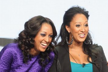 "Tamera Mowry Admits To Drinking Tia Mowry's Breast Milk: ""This Is Amazing"""