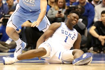 Zion Williamson Will Not Play Against Syracuse On Saturday: Report