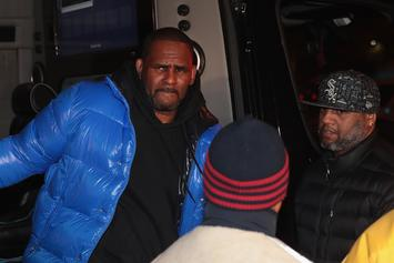 R. Kelly Fears He Won't Get A Fair Trial: Report