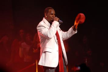 R. Kelly's Bail Is Set At $1 Million