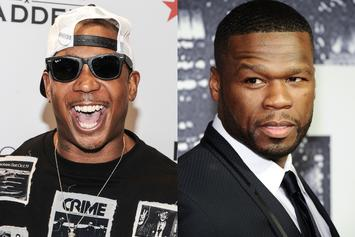 50 Cent Takes Credit For Ja Rule's Embarrassing Halftime Performance