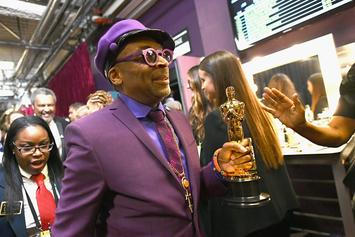 "Spike Lee Wins First Non-Honorary Oscar For ""BlacKkKlansman"""