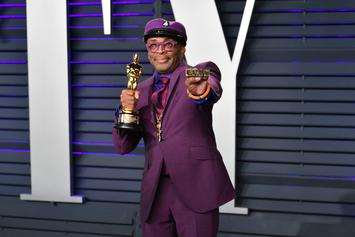 "Trump Calls Spike Lee's Oscar Acceptance Speech A ""Racist Hit on Your President"""