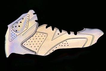 "Air Jordan 6 ""Reflective Infrared"" Coming Soon: First Look"