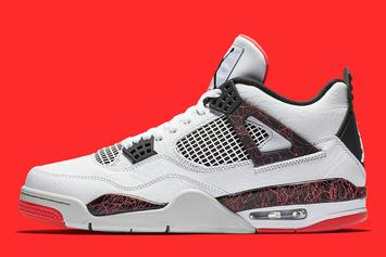 "Air Jordan 4 ""Hot Lava"" Release Details"