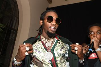 Offset Shows Off Blinding Jewelry Collection & The Pieces He Shares With Cardi B