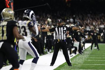 NFL Competition Committee Can't Come To A Conclusion On Replay Changes