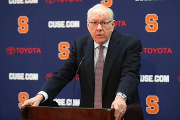 Jim Boeheim Will Not Face Charges In Fatal Car Accident: Report