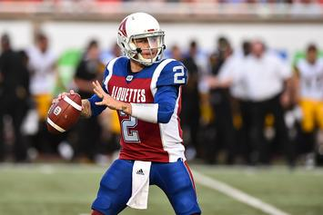 Johnny Manziel Released By Montreal Alouettes For Violating Agreement