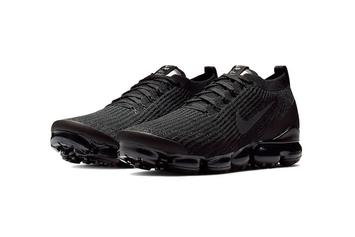 Nike Air VaporMax Flyknit 3.0 Gets An All-Black Makeover
