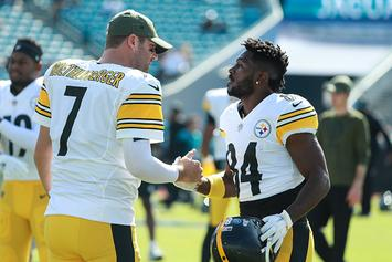 Antonio Brown Speaks On Issues With Steelers, Ben Roethlisberger