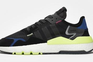 Adidas And Sneakersnstuff Team Up For Exclusive Nite Jogger