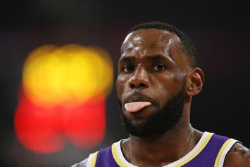 "LeBron James Spoke About Those Critiquing His Defense: ""I Really Don't Care"""
