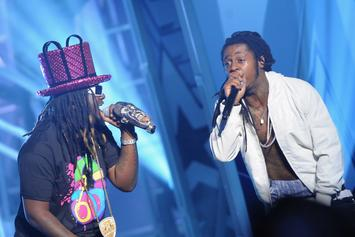 """T-Pain Says """"T-Wayne"""" Sequel With Lil Wayne Is Lined Up"""