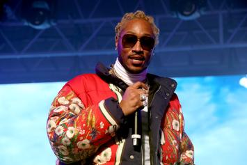 "Future Accused Of Rejecting Woman From Entering Club: ""No Fatties"""