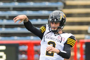 """AAF Says Johnny Manziel Would Be Welcomed If """"Clean And Clear"""""""