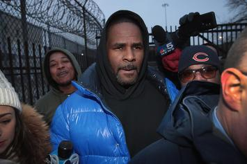 "R. Kelly's ""Human Trafficking"" Probe: Joycelyn's Parents Cancel ""Welfare Check"""