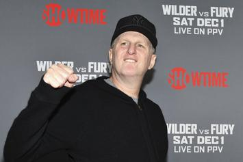 "Michael Rapaport's Advice To Jordyn Woods: ""Bury Them All"""