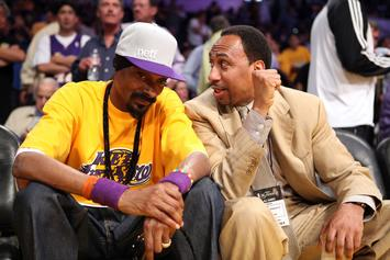 "Snoop Dogg Goes On Epic Lakers Rant: ""Ship All Them Ni***s Out"""